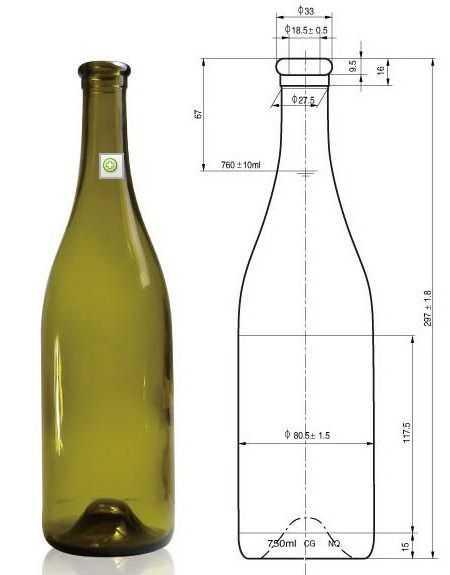 şişe teknik resim örnekleri