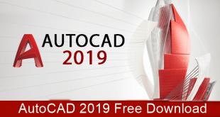 Autocad 2019 Öğrenci Sürümü İndir